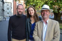 Mark Nixon, Amanda Dennis, Paul Stewart